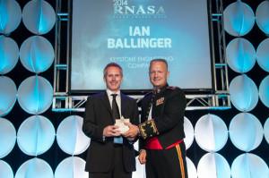 Ian B Stellar Award Winner 2014