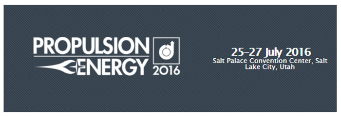 2016 Propulsion and Energy